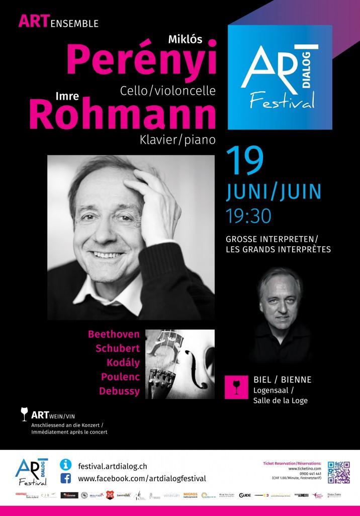 Plakat Kammermusik Konzert