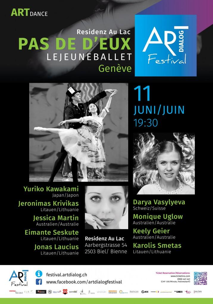 Plakat Ballett